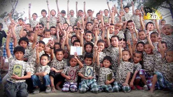 Islamische Turkestan-Partei – Kindersoldaten undUiguren