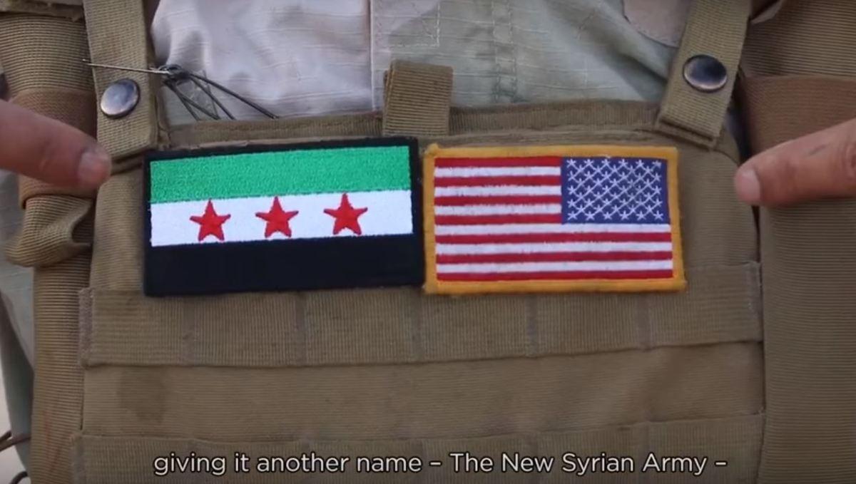 US-unterstützte Oppositionsgruppe wurde vom ISinfiltriert