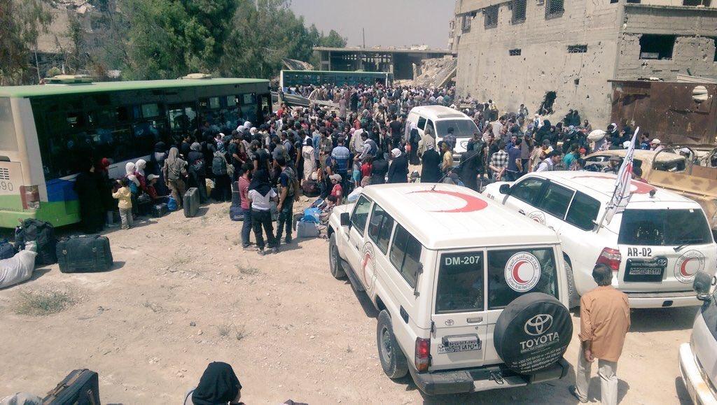Daraya: Ein Geburtsort der Revolutionkapituliert