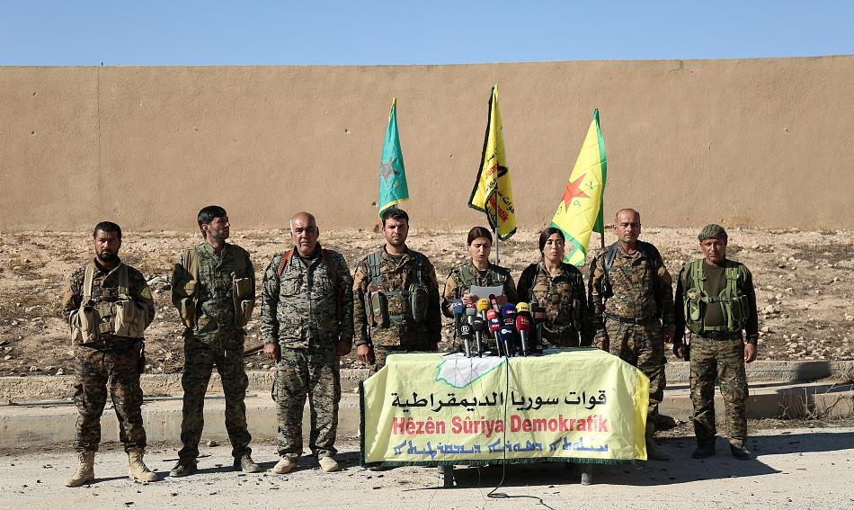 SDF verkündet Raqqah-Offensive