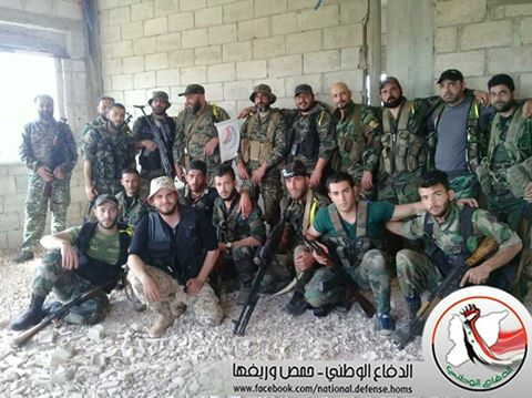 Syrische Armee startet Rückeroberung derEuphrat-Dörfer