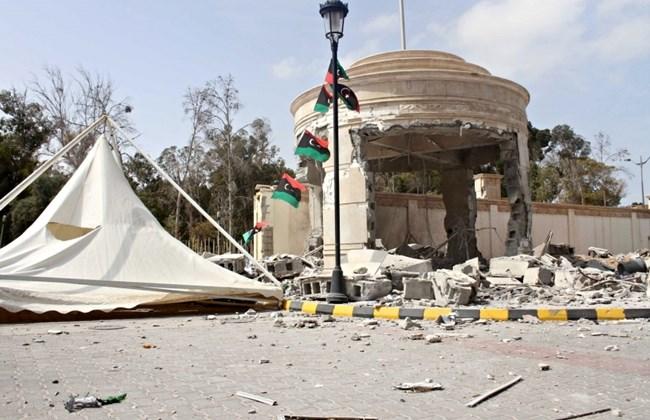 Brutale Kämpfe in libyscherHauptstadt