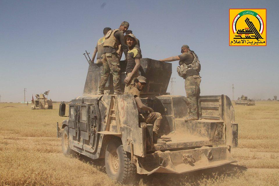 PMU erreicht syrisch-irakische Grenze