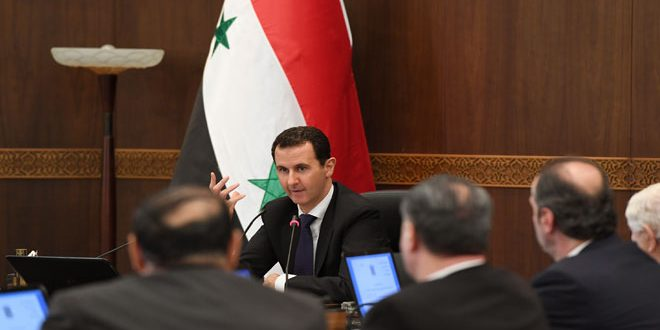 Assad's Kampf gegen dieKorruption