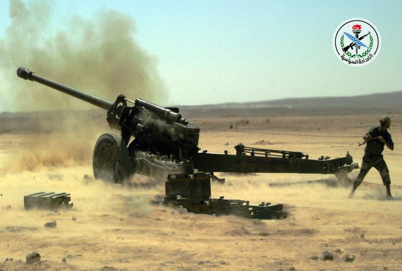 Syrische Armee betritt zum ersten Mal seit 2013 die Provinz Deirez-Zor