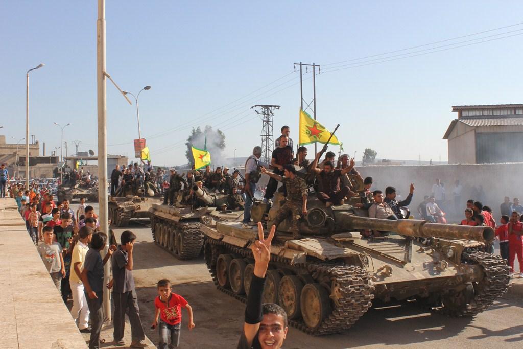 Türkei startet neuen Angriff auf syrischeKurden