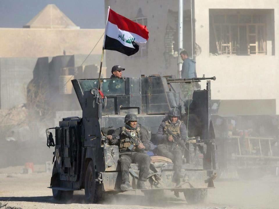 Schwere Kämpfe in Mossul dauernan