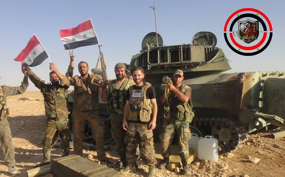 Syrische Armee erschafft zweitenIS-Kessel