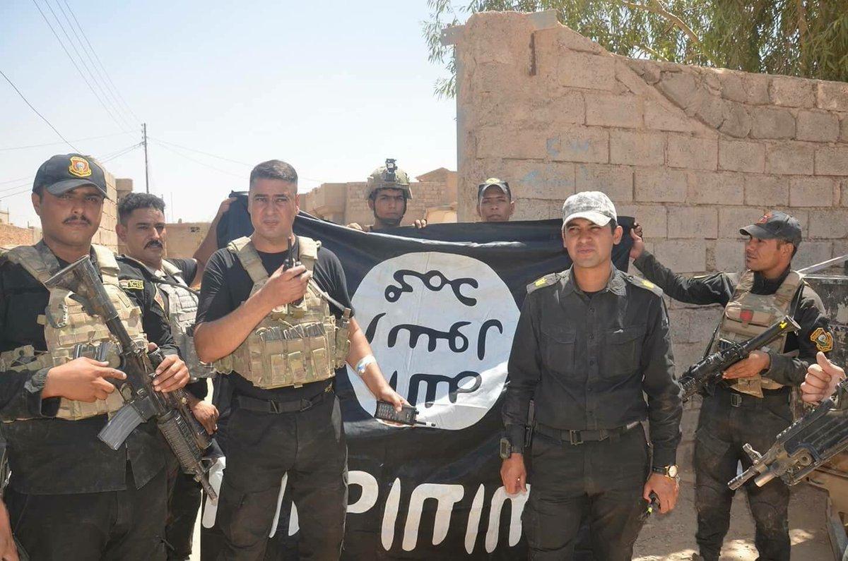 Irakische Armee erobert Zentrum von TelAfar