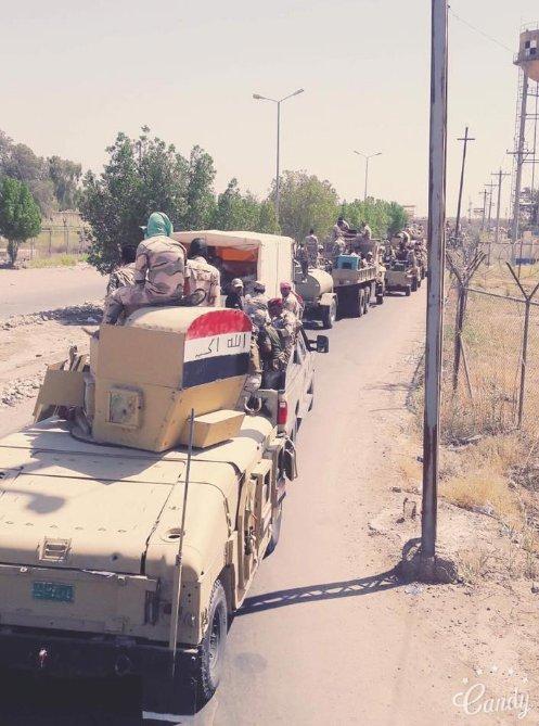 Irakische Armee erobert TelAfar