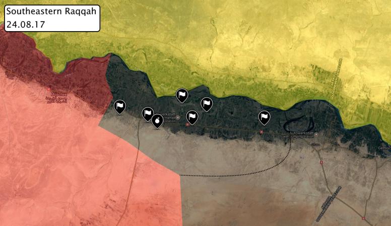 Se+raqqah+map+isis+advance+(24.08.17)
