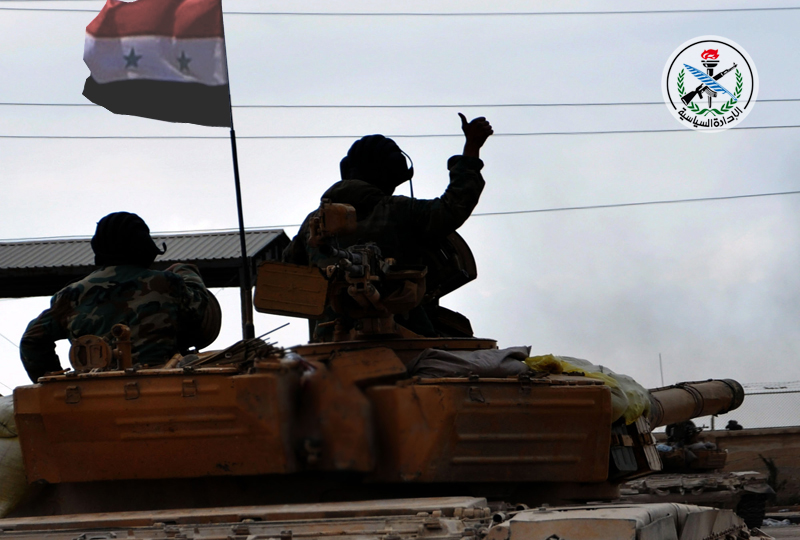 Syrische Armee rückt in Deir ez-Zorvor