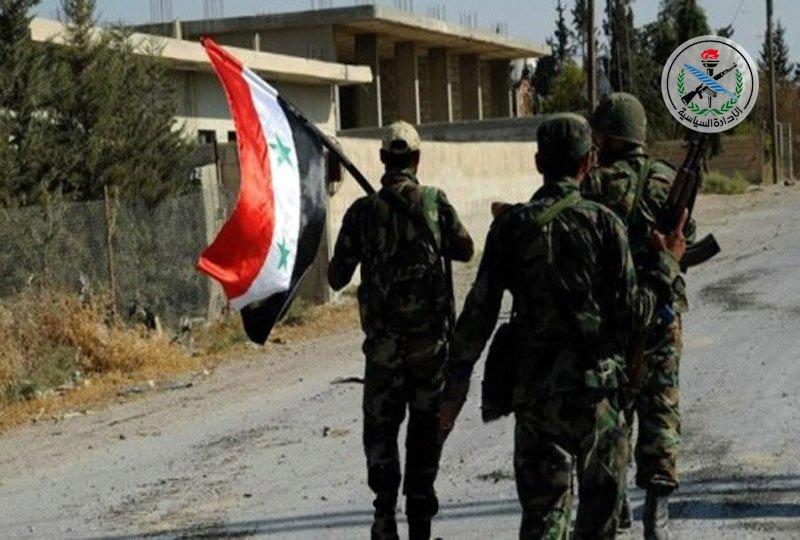Syrische Armee erobert letzteIS-Hochburg