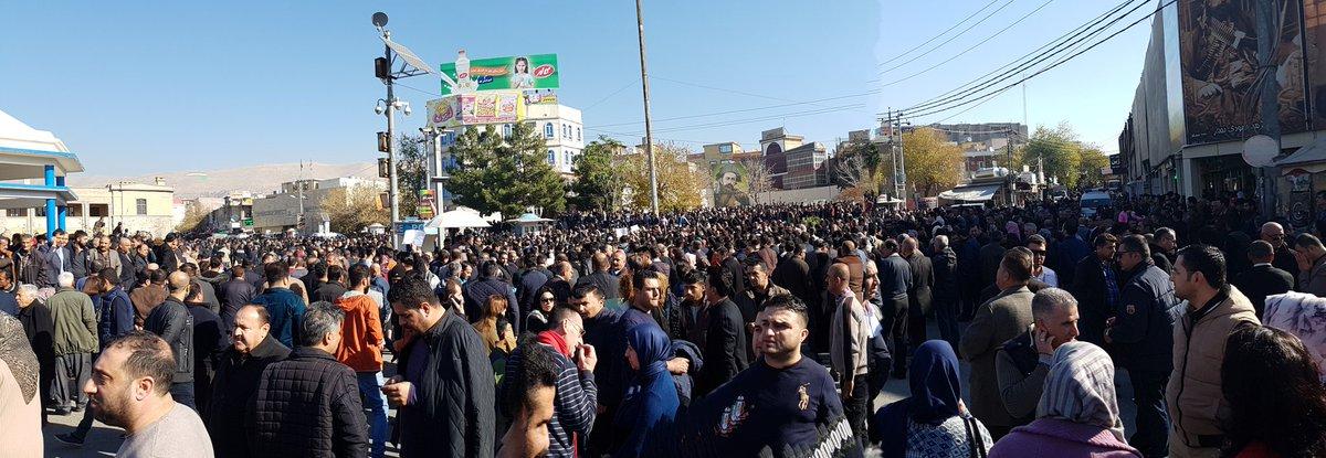 Proteste im irakischenKurdistan