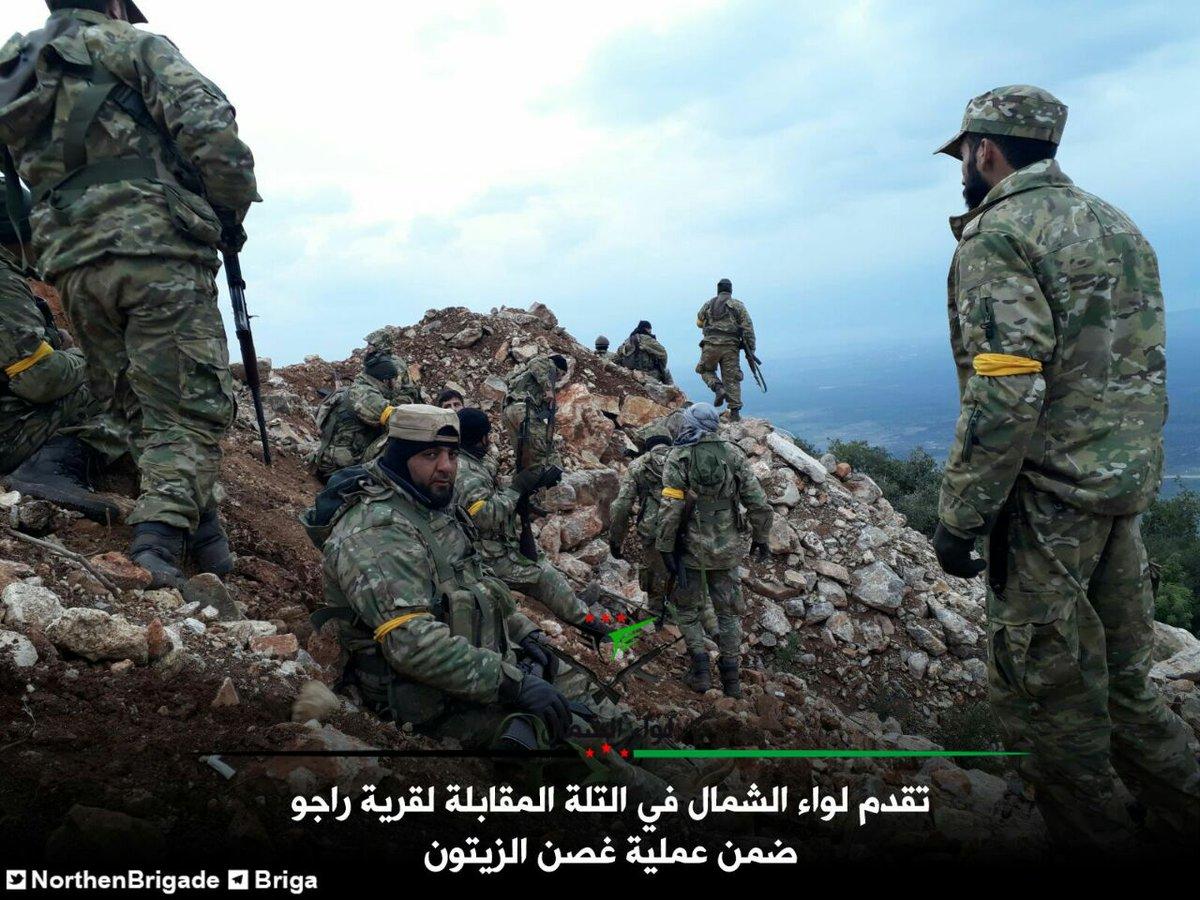 Türkei rückt gegen die Kurden in Afrin weitervor