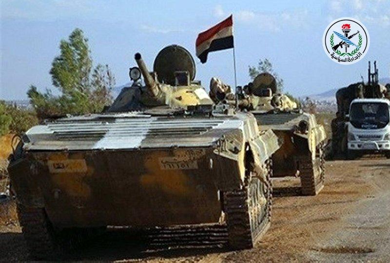 Syrische Armee startet neue Offensive inIdlib