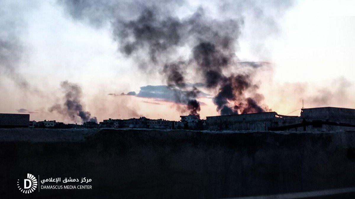 """""""Waffenruhe"""" in Ost-Ghouta nach nur einem Taggescheitert"""