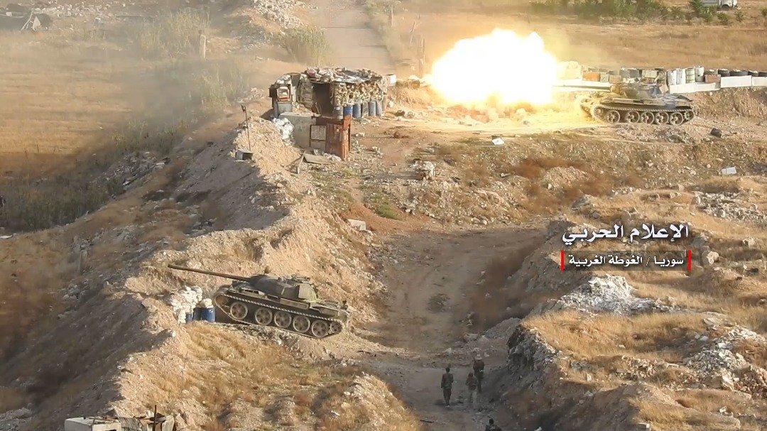 Syrische Armee startet Angriff auf IS-Viertel inDamaskus