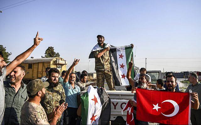 Sind Syrische Soldner Fur Die Turkei In Aserbaidschan Internationale Konflikte